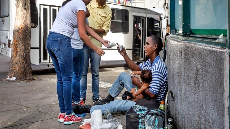 Los venezolanos en 61% de pobreza extrema