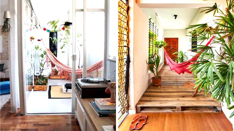Haciendo espacios en casa