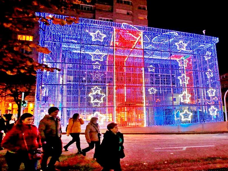 Vigo en esta Navidad 2019 es el mejor lugar para visitar