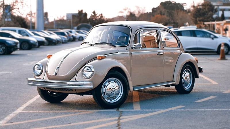 Volkswagen Escarabajo una joya que conquistó al mundo
