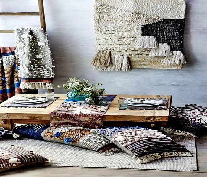 las alfombras y tapetes vuelven a la decoración esta temporada