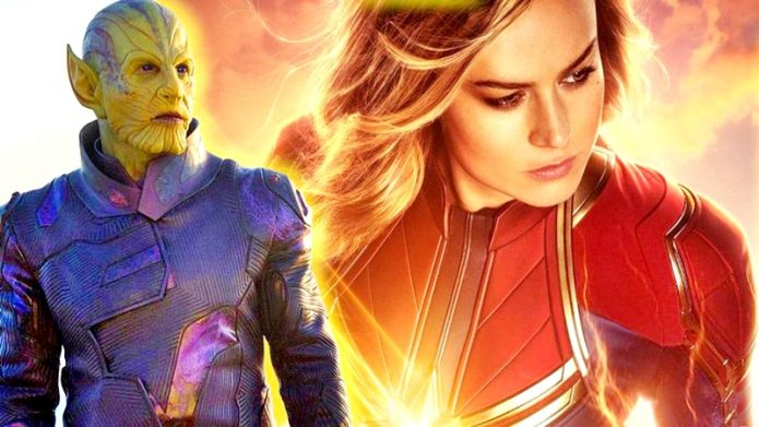 Capitana Marvel 2 se estrenará este 2022