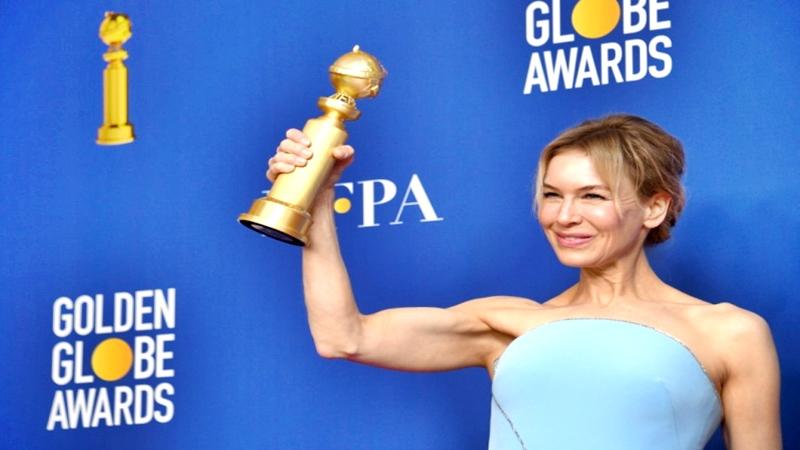 Un premio comenzando el 2020 por interpretar a 'Judy'