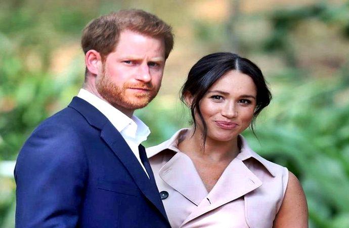 Harry y Meghan haciendo otro destino para sus vidas