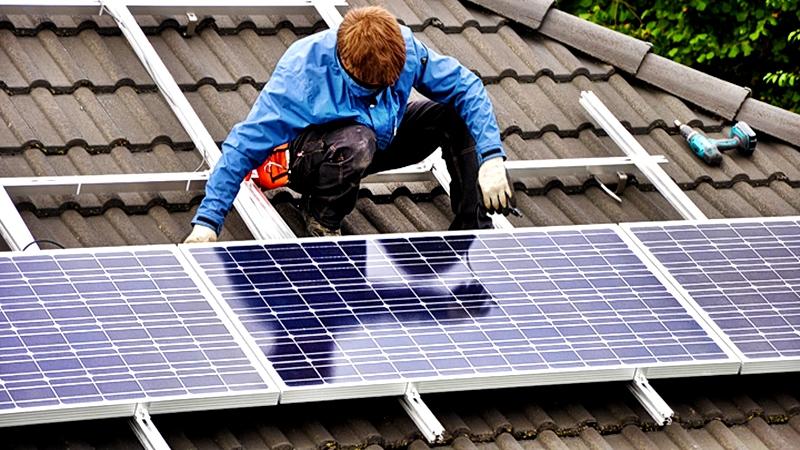 Placas fotovoltaicas para ayudar al planeta