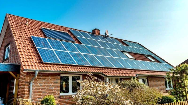 Paneles fotovoltaicos se convierten en una opción de cuidado del planeta