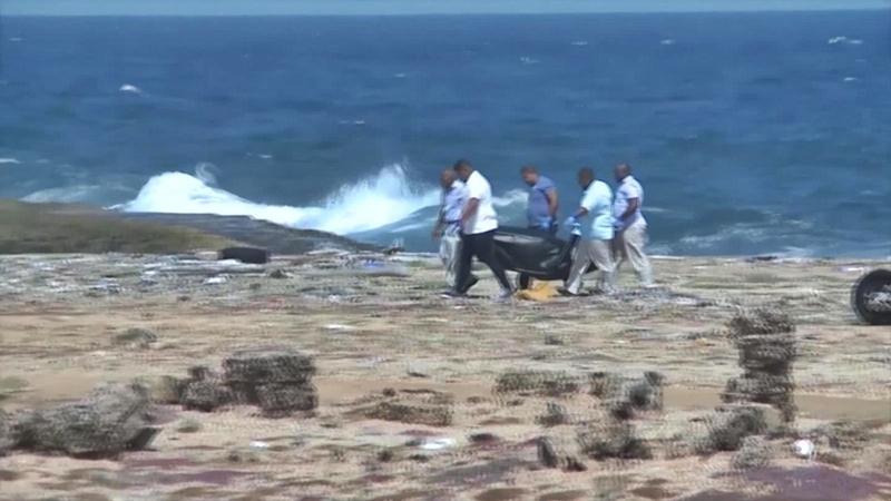 Otra embarcación naufragó según la primera hipótesis