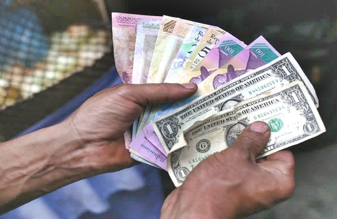 Nuevamente la agonía del venezolano con incremento de salario insignificante