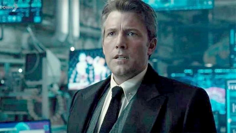 El porqué de que Affleck, abandonara a The Batman