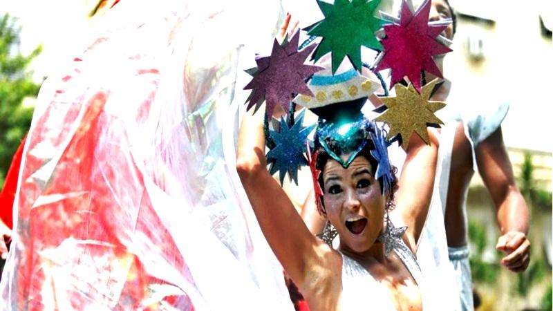 La batería resonó con tonos de protestas este Carnaval 2020 en Brasil