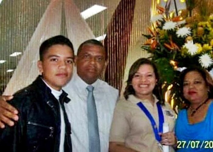 En Cagua Estado Aragua es asesinado un Coronel de la Aviación junto a su familia