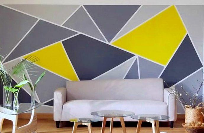 Pintar una pared es un arte