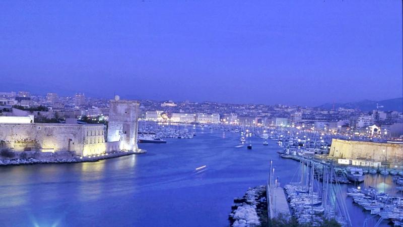 El mar de Marsella invita el San Valentín Day's