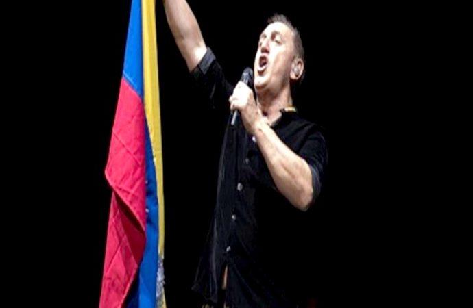 El cantautor venezolano de origen italiano vuelve a inspirarse por su tierra natal