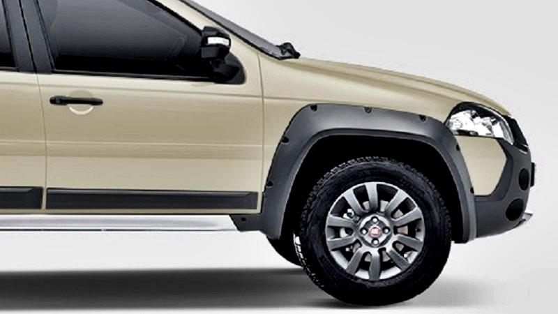 Fiat palio Aventure para conquistar todos los terrenos