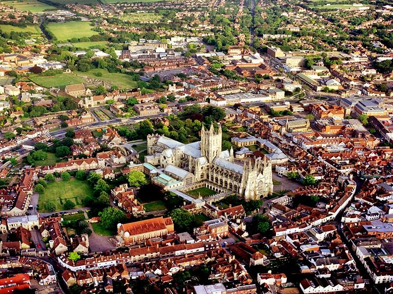 Canterbury es una linda localidad de Kent